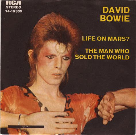 the man who sold the world david bowie life on mars the man who sold the world