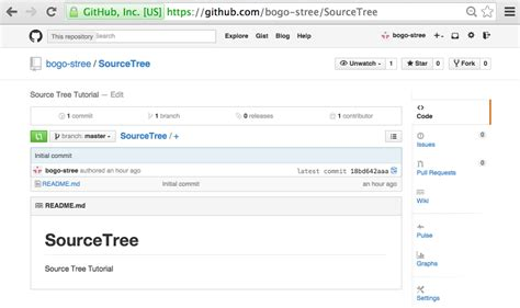 github sourcetree tutorial tutorial git and github source tree i commit push 2018