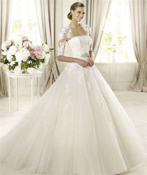 Wedding Ceremony Dresses by 15 Wedding Dresses For A Traditional Ceremony Onewed