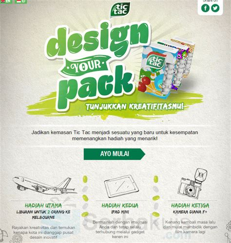 design tic tac indonesia tic tac design your pack