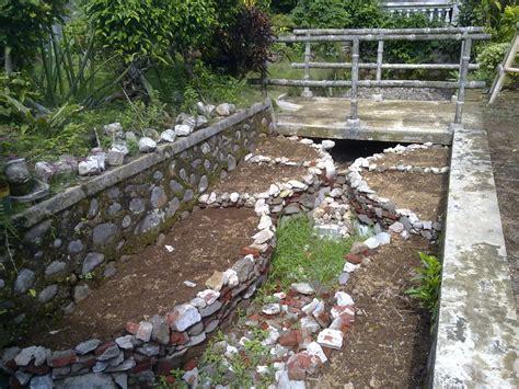 Lu Hias Air Hujan ayo bikin taman kolam di saat musim hujan oleh yusnu iman