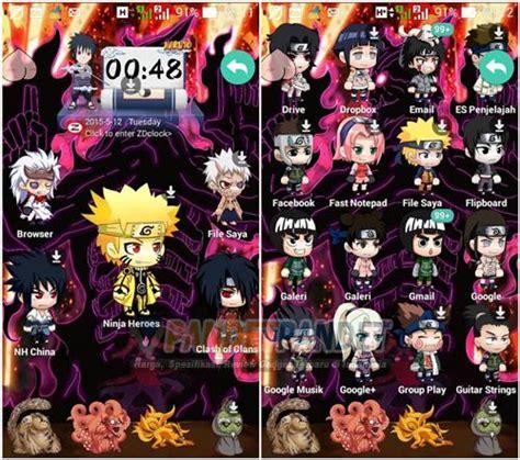 download tema line android naruto download tema android naruto juan