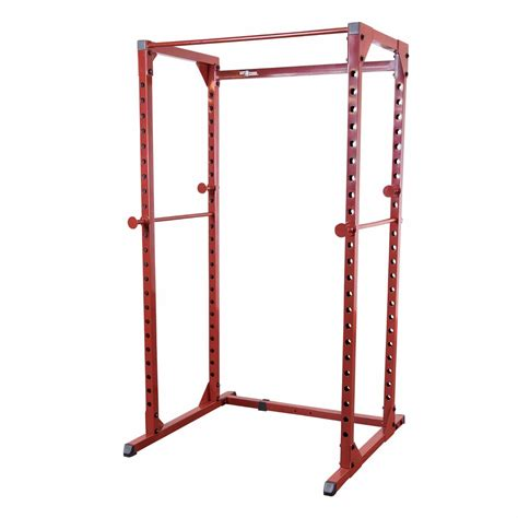 power squat rack best fitness bfpr100 500 lb capacity home