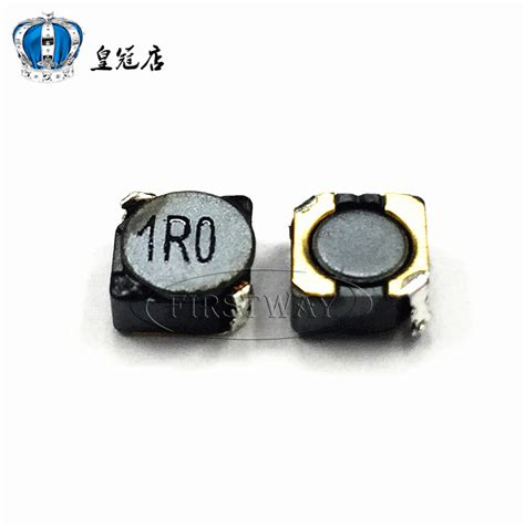 1uh chip inductor popular 1r0 inductor buy cheap 1r0 inductor lots from china 1r0 inductor suppliers on aliexpress