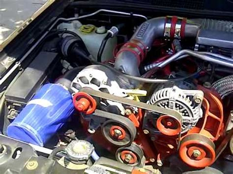 jeep grand cherokee  supercharged youtube