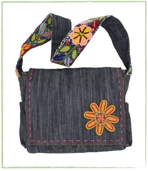 Handmade Denim Purses - handmade denim purse bags purses totes