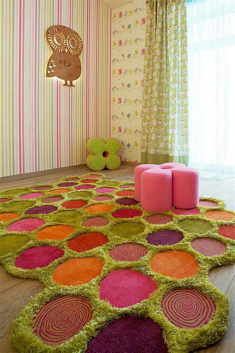 Dining Room Rug Toddler Colorful Zest 25 Eye Catching Rug Ideas For Rooms