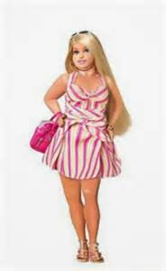 The bariatric plus size barbie causes controversy