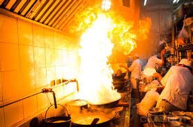 How Do Kitchen Fires Start pressure kleen stop grease buildup in kitchen exhaust