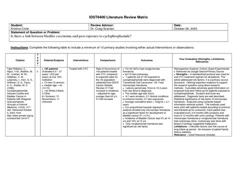 template for literature review catalog pdf download available