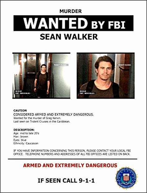 11 Criminals Wanted Poster Template Sletemplatess Sletemplatess Most Wanted Template Docs