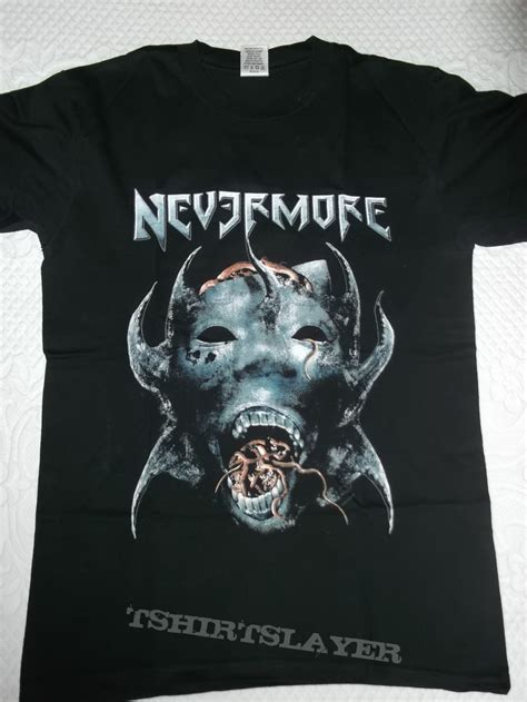 T Shirt Nevermore nevermore enemies of reality 2003 usa tour t shirt