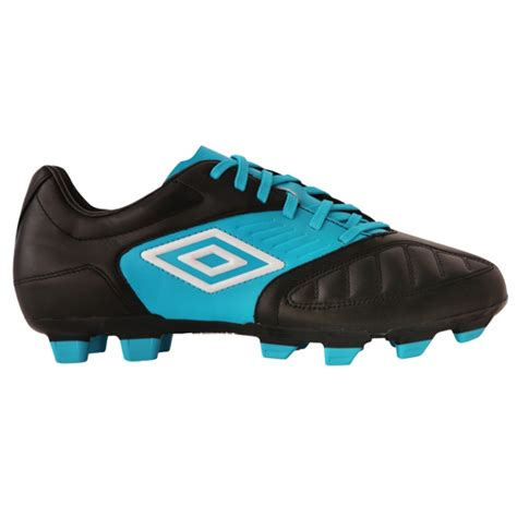umbro football shoes umbro geometra premier a fg soccer shoes black blue