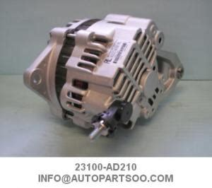 mitsubishi alternator diode mitsubishi alternator 23100 ad210 a3ta6581rl yd25 engine a3ta6581rl 98759863