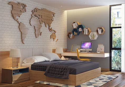 gambar kamar tidur gravity contoh desain kamar tidur anak