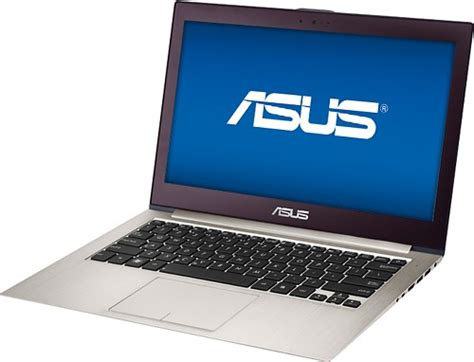 Harddisk Laptop Asus 500gb asus zenbook prime 13 3 quot laptop 4gb memory 500gb