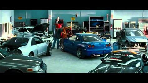 Shoo Fast quot preparing the cars quot fast and furious