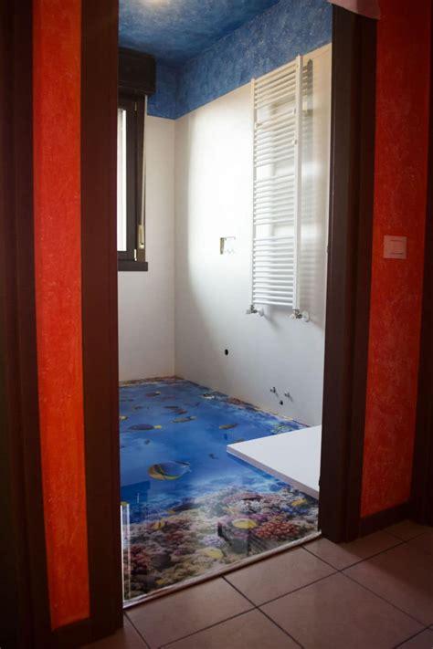 pavimento bagno resina bagno pavimento resina 3d
