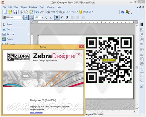 label design application zebra zebra designer pro 2 5 full crack masterkreatif