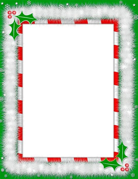 christmas frame clipart clipart suggest