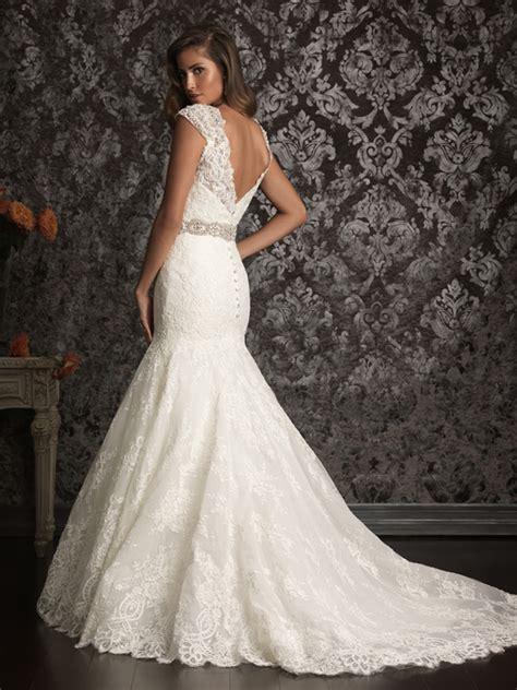 Wedding Dress Lace Back lace back wedding dresses part 4 the magazine