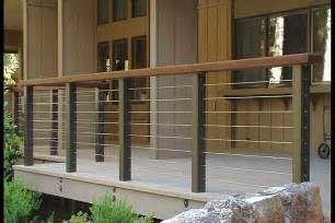 Patio Railing Patio Railing Ideas Modern Deck And Deck Railing Ideas