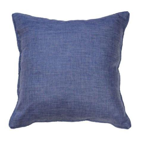 Hamac Chambray by Coussin 60 Cm Chambray Newton Bleu D 233 Co Textile Eminza