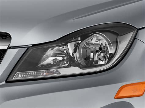 Mercedes Benz C Class Headlight
