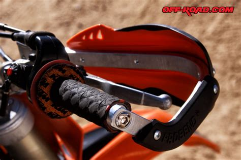 Cycra Ktm Handguards Cycra Racing Dirt Bike Guard Review Road