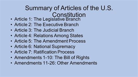 what are the three sections of the constitution article i section 9 of the us constitution 28 images