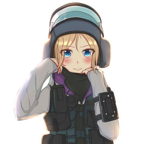 X Anime Siege by Rainbow Six Iq By Jizi Rainbow 6 Siege