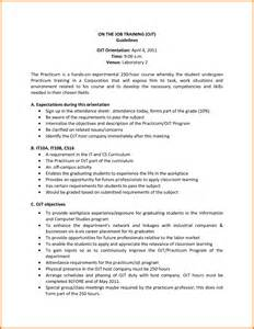 Career Objective On Application 5 Resume Examples For Ojt Appeal Letters Sample