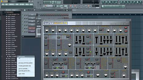 fl studio automation clip tutorial fl studio tutorials how to use automation clips with