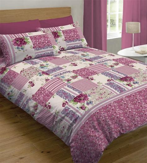 Patchwork Quilt Duvet Cover - patchwork duvet cover sets mill outlets