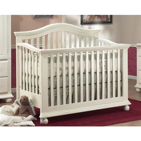 Sorelle Vista Crib by Sorelle Vista 4 In 1 Convertible Fixed Side Crib