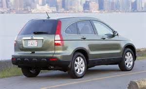 2008 Honda Crv Exl Car And Driver