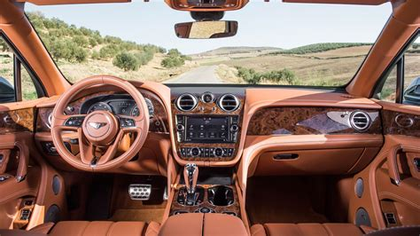 bentley suv inside bentley bentayga 2016 us review by car magazine