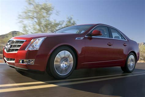2008 cts cadillac 2008 cadillac cts overview cars