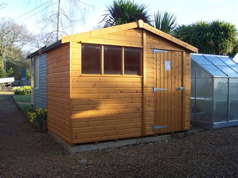 The Range Sheds by Iow Garden Shed Centre Wiltshire Apex Shed Range