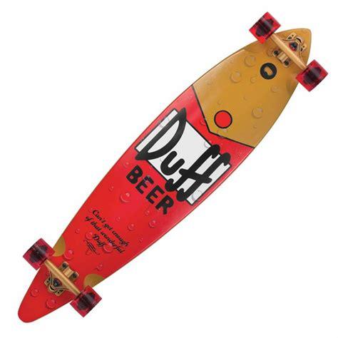 longboard decks uk santa skateboards santa simpsons duff pintail