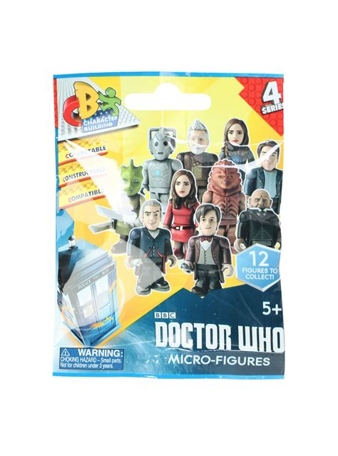 Doctor Bag Careve Series 01emo1223 character building doctor who series 4 micro blind bag figure display base x16