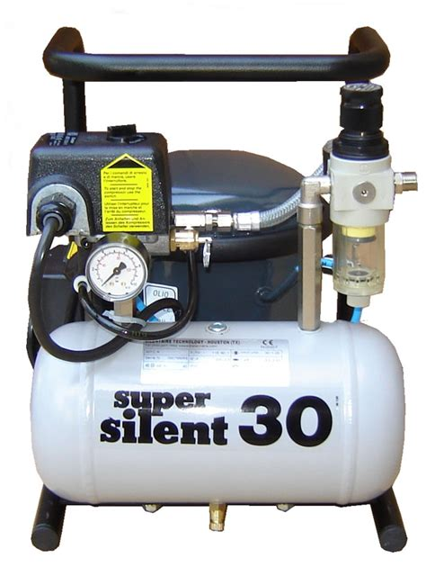 silentaire silent 30 tc silent running airbrush compressor portable air compressor