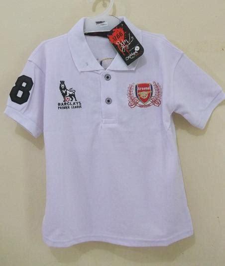 Tshirt Kaos Baju 3 Scond Mancester Hitam putih rangkaian kata