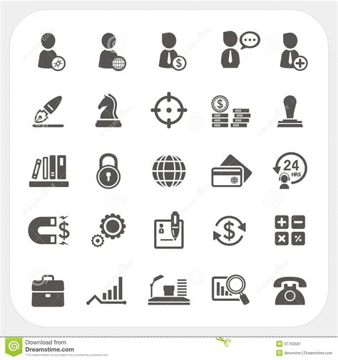 Set Of Business Icons Human Resource Finance Royalty Free Stock Photos Image 33611768 Business Human Resource And Finance Icons Set Royalty Free Stock Photography Image 37763587