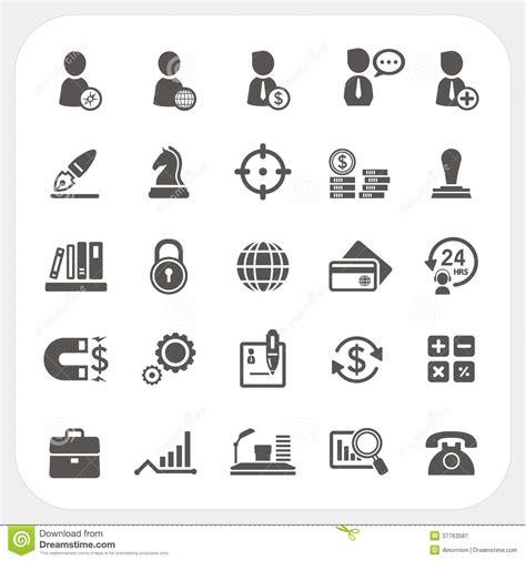 set of business icons human resource finance royalty free stock photos image 33611768 human resource and business management icons royalty free stock image cartoondealer 40849348
