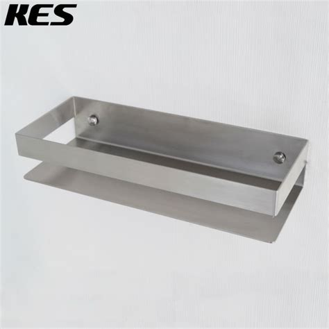 Kes Solid Sus 304 Stainless Steel Shower Caddy Bath Basket Stainless Steel Bathroom Shelves