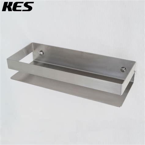 Kes solid sus 304 stainless steel shower caddy bath basket storage shelf hanging organizer