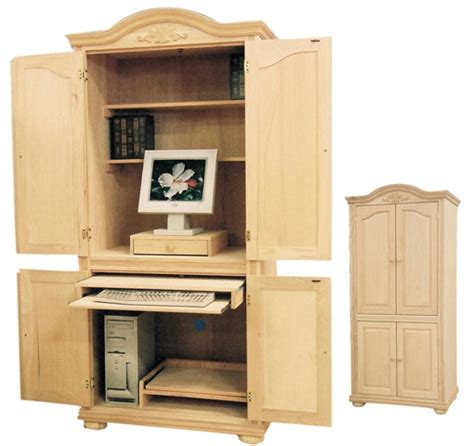 computer cabinet with doors 27 brilliant computer armoire with doors yvotube com