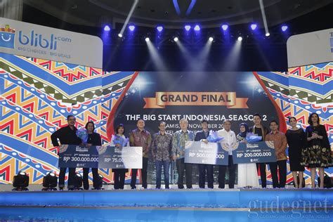 kris samuel founder uttara juara  big start indonesia