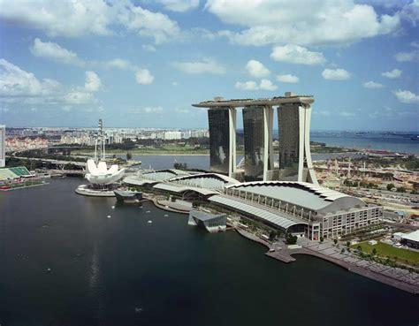 marina bay sands bays architects and singapore moshe safdie architect safdie architects e architect